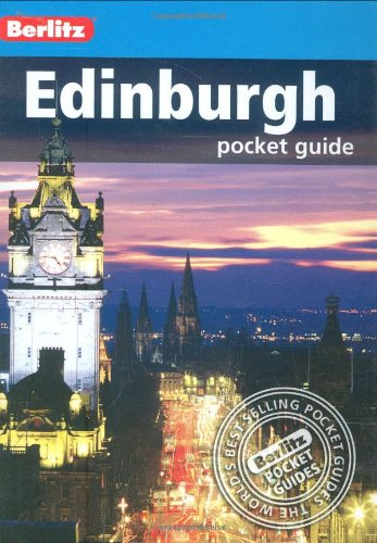 Edinburgh Berlitz Pocket Guide