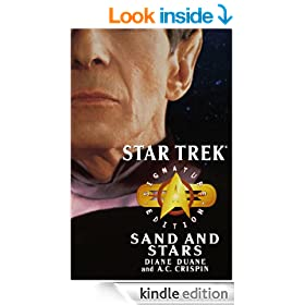 Star Trek: Signature Edition: Sand and Stars (Star Trek: All)