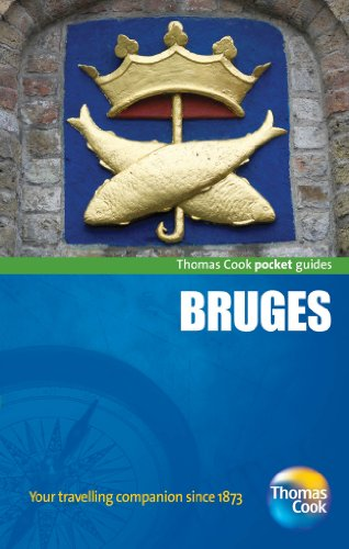 pocket guides Bruges, 4th (Thomas Cook Pocket Guides)
