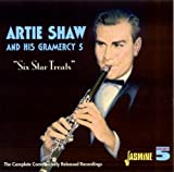 echange, troc Artie Shaw & His Gramercy 5 - Six Star Treats