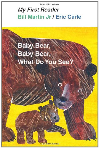 Baby Bear, Baby Bear, What Do You See? (My First Reader) (Books For Babies Under 1 compare prices)
