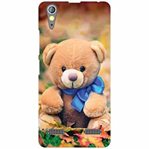 Printland Teddy Back Cover For Lenovo A6000 Plus