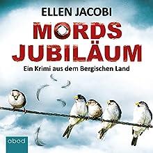 Mordsjubiläum: Ein Krimi aus dem Bergischen Land (       ungekürzt) von Ellen Jacobi Gesprochen von: Ursula Berlinghof