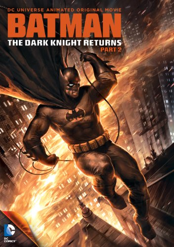 Batman The Dark Knight Returns Part Two