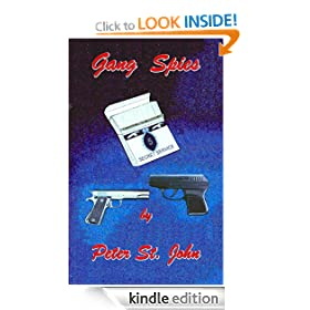 Gang Spies (The Gang Books)
