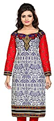 Nakoda Womens Cotton Kurti (1201 _Multicolor_)