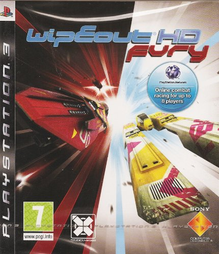 Wipeout Fury Hd Playstation 3