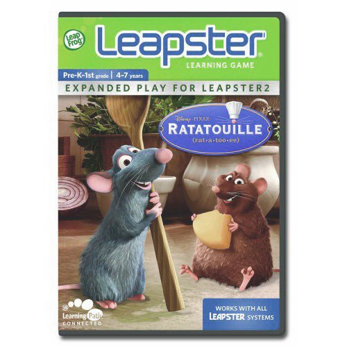 LeapFrog®  Leapster® Learning Game: Ratatouille