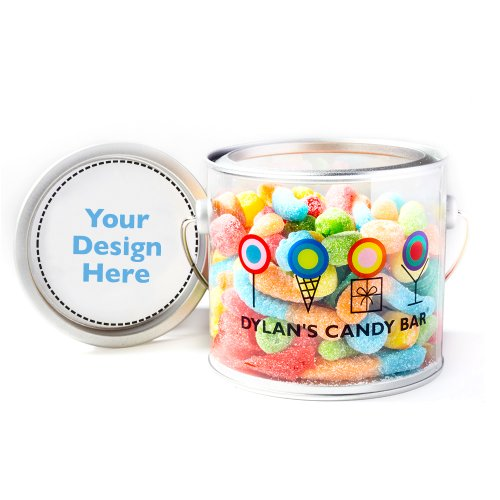 Dylan's Candy Bar Personalizable Pucker Up Mix Paint Can