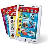 Clementoni - 52013.8 - Jeu Electronique - Touch Pad - Cars