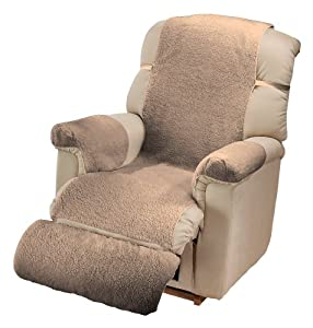Amazon Com Sherpa Recliner Cover By Miles Kimball