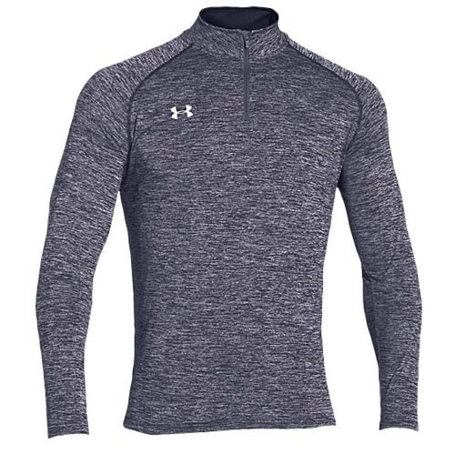 Under Armour Men's Twisted Tech 1/4 Zip (X-Large, Midnight Navy)