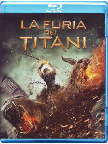 La furia dei titani [Blu-ray] [IT Import]