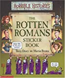 Rotten Romans Sticker Book (Horrible Histories)