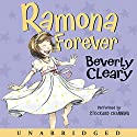 Ramona Forever Audiobook by Beverly Cleary Narrated by Stockard Channing
