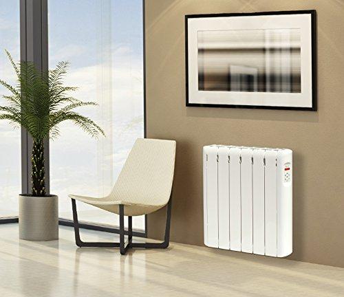 Los 5 mejores radiadores el ctricos de bajo consumo del 2018 - Emisores termicos electricos ...