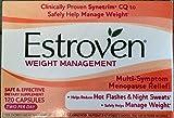 Estroven Weight Management 120 Capsues, 2 Per Day
