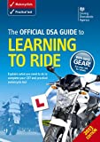 img - for The Official DSA Guide to Learning to Ride book / textbook / text book