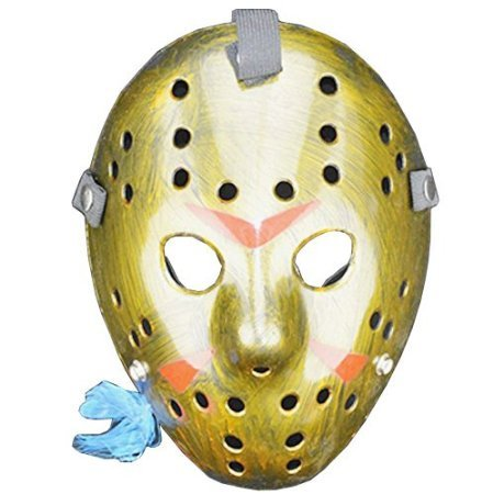 Wandafull Halloween Mask Trick Or Treat Cosplay Saw Puppet Masquerade Horror Scary Mask Murder Mask Scary Mask Black Friday Jason Mask