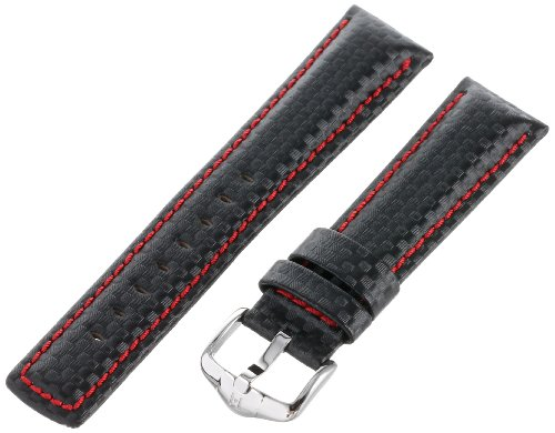 Hirsch 025920-52-22 22 -Mm  Genuine Calfskin Watch Strap