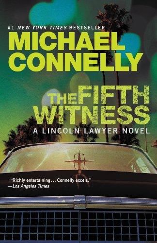 The Fifth Witness by Michael Connell