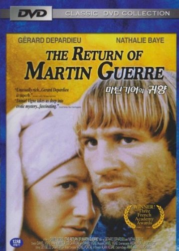 the return of martin guerre The secret life the return of martin guerre written by natalie davis gives the audience a rare glimpse into the world of peasant life in sixteenth century france.
