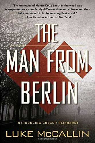 The Man from Berlin (Gregor Reinhardt)