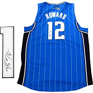 Dwight Howard Autographed Orlando Magic Jersey by Hollywood Collectibles