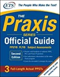 img - for The Praxis Series Official Guide Second Edition( PPST(R) Pre-Professional Skills Test)[PRAXIS SERIES OFF GD 2ND /E RE][Paperback] book / textbook / text book