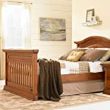 Bonavita 8400 Series Lifestyle Bed Rail, Country Wheat