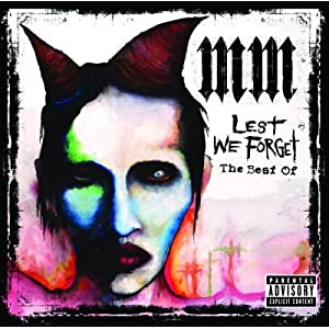 Marilyn Manson -  Lest We Forget - The Best Of Marilyn Manson
