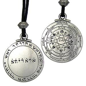 Amazon.com: Talisman Pentacle of Solomon Seal Pendant Hermetic