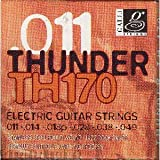 Galli TH170 THUNDER Electric Stainless Steel Roundwound, jazz rock
