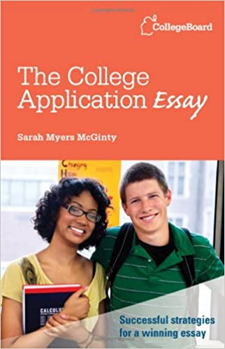 College admission essay online by sarah myers mcginty