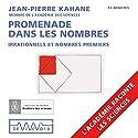 Promenade dans les nombres : Irrationnels et nombres premiers | Livre audio Auteur(s) : Jean-Pierre Kahane Narrateur(s) : Jean-Pierre Kahane