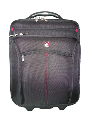 Wenger WA-7020-02 Vertical Roller Laptop/Notebook Travel Case by Wenger