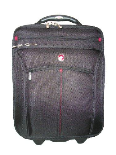Wenger WA-7020-02 Vertical Roller 17 Inch Vertical Roller Travel Case