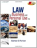 Law for Business and Personal Use (Business Law)