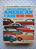 img - for Encyclopedia of American Cars 1930- 1980 book / textbook / text book