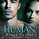 The Human: The Eden Trilogy Book 2 Audiobook by Keary Taylor Narrated by Elizabeth Phillips
