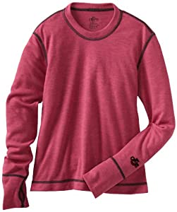 Hot Chillys Youth Geo Crew Base Layer Top by Hot Chillys