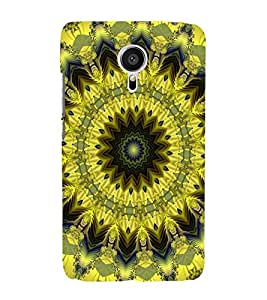 EPICCASE Mesmerising pattern Mobile Back Case Cover For Meizu MX 5 (Designer Case)