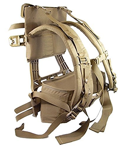 us-army-military-marine-usmc-filbe-gen-ii-coyote-complete-suspension-set-system-shoulder-harness-ass
