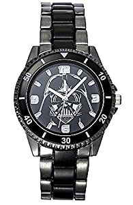 Star Wars Watch (Gun Metal Stainless Steel)