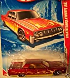 2010 Race World Volcano 64 Lincoln Continental #3/4 by Hot Wheels [並行輸入品]