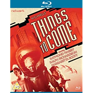 Things to Come [Blu-ray] [Import anglais]