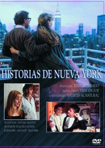 Historias de Nueva York [DVD]