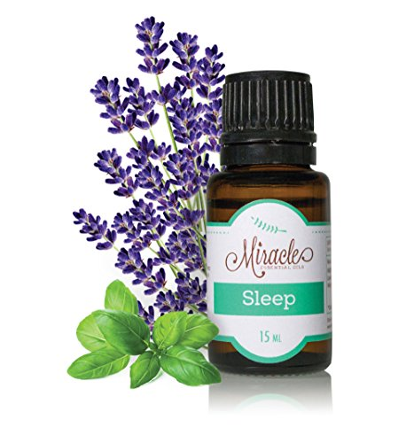 Sleep Essential Oil Blend - Miracle Essential Oils