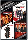 Ocean's Collection: 4 Film Favorites (Ocean's Eleven 2001 / Ocean's Twelve / Ocean's Thirteen / Ocean's Eleven 1960) [Import]