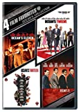 4 Film Favorites: Oceans Collection (Oceans 11 (1960), Oceans Eleven (2001), Oceans Twelve, Oceans Thirteen)